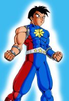 Kalayaan on DBZ universe by gioparedes