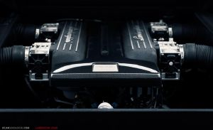 Lambo LP640 - V12 Engine. by dejz0r