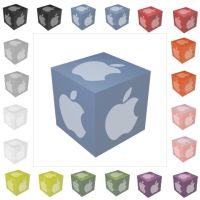 Apple Cube Powder Pack by SirSmiley