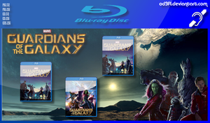 Bluray - 2014 - Guardians Of The Galaxy by od3f1