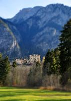 LITTLE CASTLE. by syncopated-ART