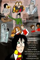 Some memories of Hogwarts by NorroenDyrd