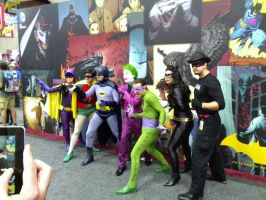 SDCC 2014 - Holy smokes, Batman! by jkphantom9
