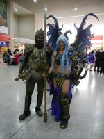 Cosplay 5 MCM Oct '12 by KaniKaniza