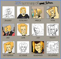 2009 Summary of XALNA by hyperionwitch