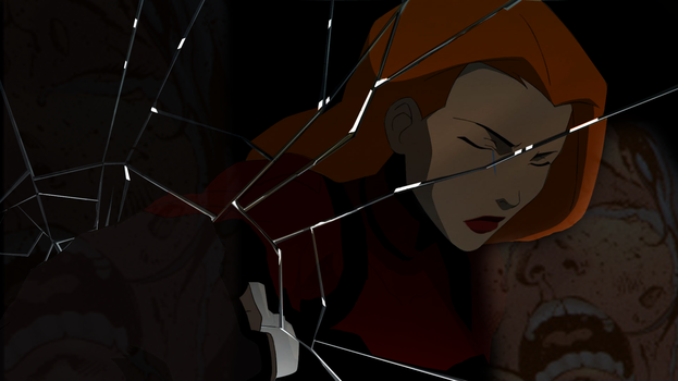 How she Suffered-Young Justice Legacy by MarvelJustice