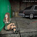 Mobster's Moll by ElwintheGrim