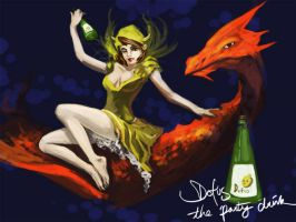 Dofus Wine by Enu-kamesama