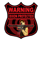 Daryl Dixon - Security by Ryleh-Mason