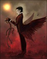 Samael by silentkitty