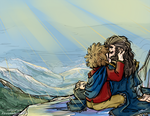 We Three Kings - Kings of the Mountain by caycowa