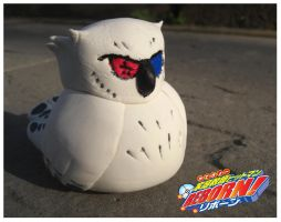 Vongola Mist Owl by innocent-passion