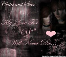 Claire x Steve 1 by Claire0267