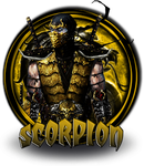 Mortal Kombat Scorpion by xDarkArchangel