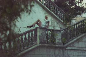 stairs by SolMay