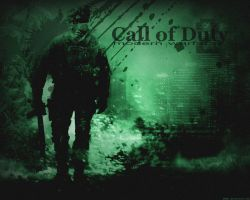 Call of Duty 6 Wallpaper by dB03r