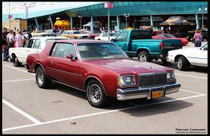 1978 Buick Regal by compaan-art