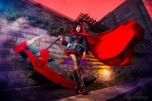 Ruby by MartinWongArts