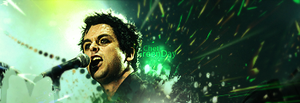 Green Day Signature by ChetkaraBG