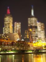 Melbourne 5467 Tilt Shift by moviegirl78