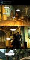 Skyrim Oddities: Market by Janus3003