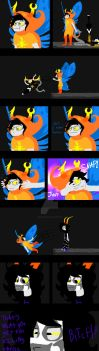 Yah know if Gamzee was there... by PerryPickny