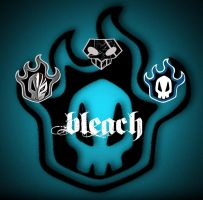 3 Bleach Skull Orbs and Icons by EchoingDroplet