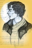 Why Can't I draw Benedict.... by SolaValko