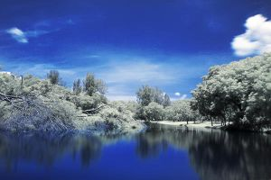 Scenery IR - 02 by josgoh