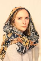 Scarf by Godisinvincible