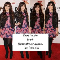 Demi Lovato Event by tillweseethesun