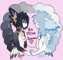 Dreamy Love: Roy'al And Ikaros Forever by NobleCielPhantomhive