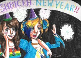 Shpiceh New Year! by Sashasky98