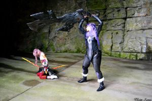Critical by Harker-Cosplay