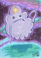 Lumpy Space Princess by skardash