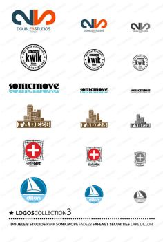 Logos Collection 3 by yt458
