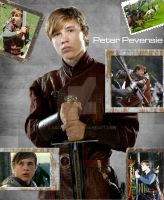 Scrap-Book: Peter Pevensie by Archer-AMS