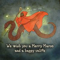 TES - We wish you a Merry Marco by Izz-noxfox