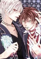 DIABOLIK LOVERS 2 by mesubuta