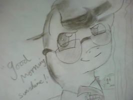 TF2, MLP:FIM- Sniper- 'Good morn' sunshine!' by Sniperisawesome