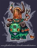 CANNIBLE by telegrafixs