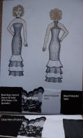 Prom Dress Design by AGlimpseOfMe