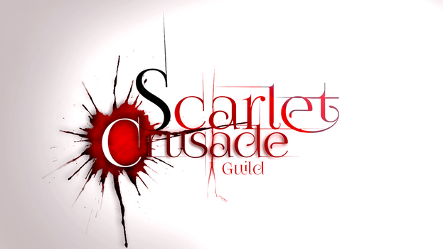 Scarlet Crusade Guild #1 by firefly6661