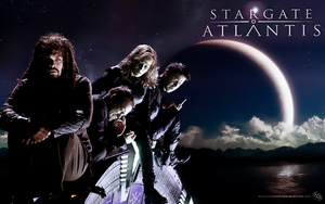 Waiting - Stargate Atlantis by jessicarae24