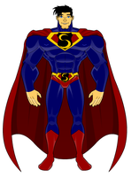 Schumacher Superman by SplendorEnt
