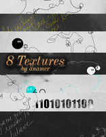 Texture set 13 by anamcr