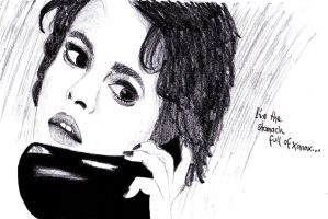 Sketches-Marla Singer by A-Lack-of-Rainbows