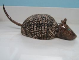 Armadillo Pottery by laurenn203