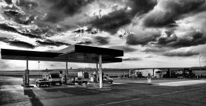 On the Road A4 by cahilus