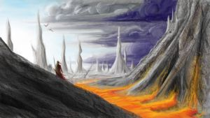 Scorched Lands by bobbylouis